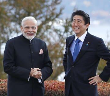 Abe and Modi