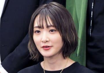 主演舞台「暁のヨナ~緋色の宿命編~」の制作発表会見に登場した生駒里奈さん