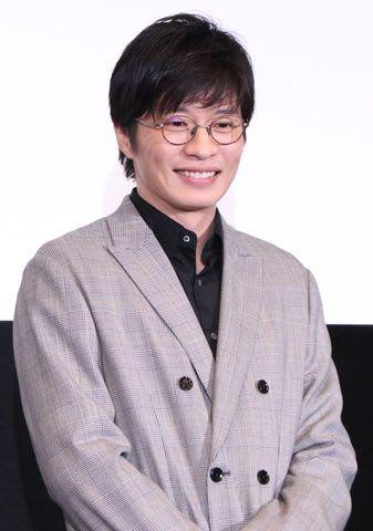 映画「スマホを落としただけなのに」の公開直前イベントに登場した田中圭さん