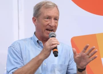 Billionaire Tom Steyer accuses Rep. Kevin McCarthy of antisemitism