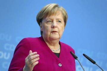 メルケル首相 メルケル ドイツ 退任 辞任 引退 ドイツのための選択肢 選択肢