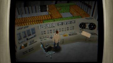 ローポリ3Dな国産インディーADV『Back in 1995』PS4/PS Vita/XB1/スイッチ向けに移植決定