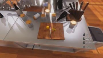 本格料理シム『Cooking Simulator』ちゃんと料理してる新映像!