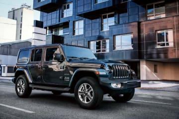 新型「Jeep® Wrangler(ラングラー)」を発表