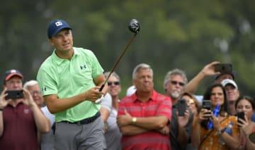 この大会で今シーズンを始めるジョーダン・スピース Photo by Stan Badz/PGA TOUR