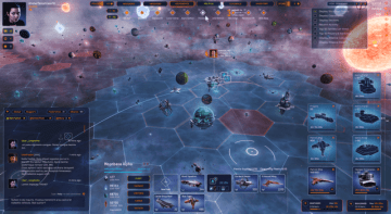 SF MMORTS『Starborne: Sovereign Space』αテストが10月31日開始!同一マップで5,000人以上の同時プレイが可能