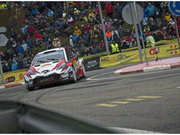 WRC第12戦ラリー・スペインで、貴重なマニュファクチャラーズポイントしたTOYOTA GAZOO Racing World Rally Team、マニュファクチャラー選手権首位のポジションを堅持している