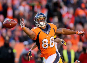 Demaryius Thomas Pokes Fun at Josh Norman
