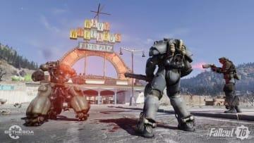 『Fallout 76』PS4/PC含むB.E.T.A.がスタート!世紀末サバイバルをいち早く体験