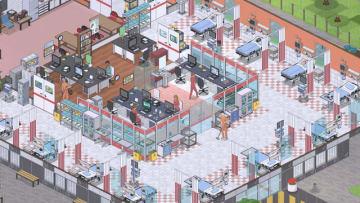 病院経営シム『Project Hospital』Steamで配信開始!病院を設計し、運営しよう