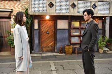 連続ドラマ「獣になれない私たち」第4話のシーンカット=日本テレビ提供