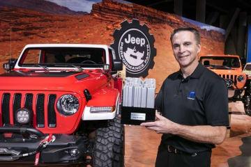 ジープ ラングラー、9年連続でSEMAショー「4x4 / SUV of the Year」を獲得