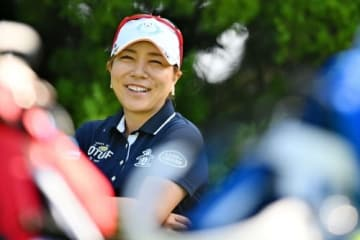 宮里美香は2アンダー・6位タイと上位発進(写真は日本女子オープン)(撮影:GettyImages)