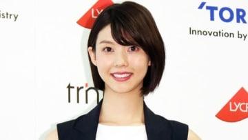 「2019年東レキャンペーンガール」に選ばれた松田紗和さん