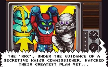怪獣プロレス団体「怪獣ビッグバトル」が主役のRPG『Kaiju Big Battel: Fighto Fantasy』がSteamで配信中!