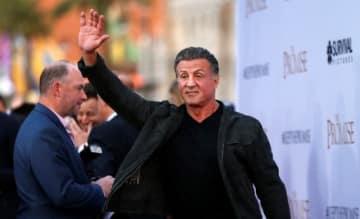 10月30日、米ロサンゼルスの検察当局は、俳優のシルヴェスター・スタローン(72)に対して女性が申し立てていた性的暴行疑惑について、証拠不十分として訴追しないことを決めた。写真は2017年4月撮影 - (2018年 ロイター/Mario Anzuoni )
