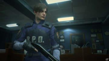 コスチューム「レオン・CLASSIC POLICE」