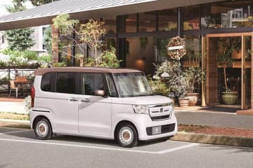 ホンダ N-BOX 特別仕様車「COPPER BROWN STYLE」