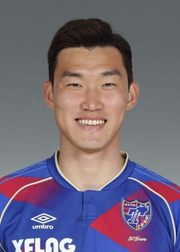 FC東京の張賢秀選手