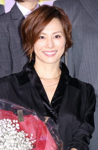 連続ドラマ「リーガルV~元弁護士・小鳥遊翔子~」主演の米倉涼子さん