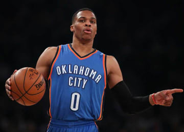 Russell Westbrook Has 4th Triple-Double
