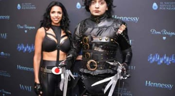 M. Night Shyamalan Hosts Annual Shyamaween Costume Party To Benefit MS Foundation