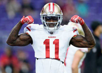 49ers' Marquise Goodwin loses newborn son