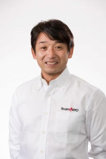 片山右京(全日本実業団自転車競技連盟 理事長)