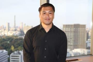 ラグビー元日本代表の大西将太郎さん