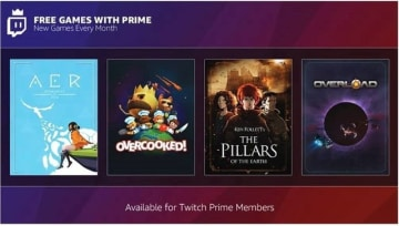 Twitch Prime11月の無料ゲーム配信は『Overcooked』『AER: Memories of Old』など全4作品