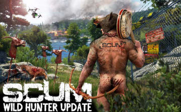 アソコのサイズも設定可能に!囚人サバイバル『SCUM』最新アプデ「Wild Hunter」配信