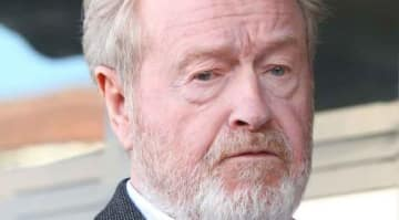 Ridley Scott honored with star on the Hollywood Walk Of Fame