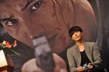 『アジョシ』で主演を務めたウォンビン - VCG via Getty Images