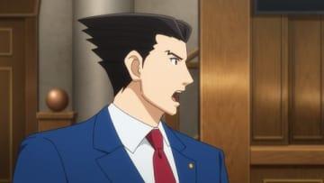 テレビアニメ「逆転裁判 ~その『真実』、異議あり!~Season 2」の一場面(C)CAPCOM/読売テレビ・CloverWorks