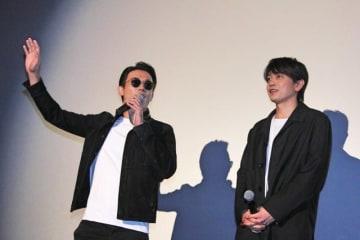 チャン・チェンになりきった小澤雄太と、未公開シーンにテレた青柳翔