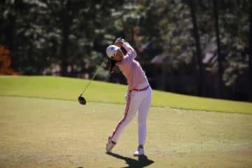 LPGAツアー出場権を得た山口すず夏