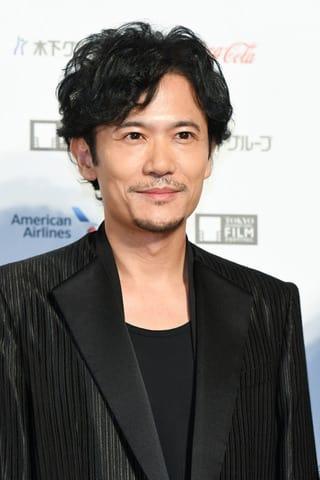「第31回東京国際映画祭」のレッドカーペットに登場した稲垣吾郎さん