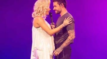 Rita Ora & Liam Payne Get Cozy At Westfield London's 10-Year Birthday Celebration