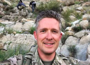 Utah Mayor Brent Taylor Becomes Latest U.S. Death In Afghanistan
