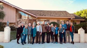 'Brady Bunch' Cast Reunites At Their Iconic TV Home To Kick Off HGTV' New Renovation Series
