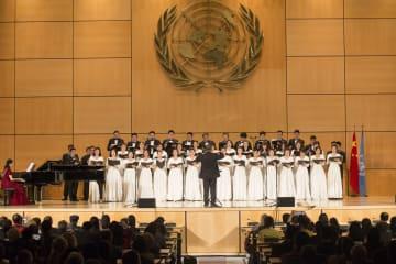 「中国·西洋クラシック」コンサート、ジュネーブで開催