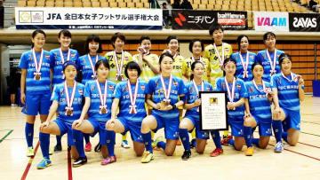 準決勝で惜敗し、3位となった福井丸岡RUCK=11月4日、石川県金沢市のいしかわ総合スポーツセンター