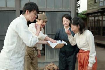 NHK連続テレビ小説「まんぷく」第32回の一場面(C)NHK