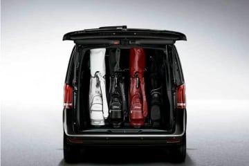 メルセデス・ベンツ 「V 260 long」を限定発売|人気の安全システムを標準搭載