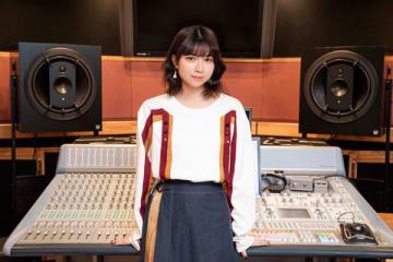 「<NHK>2020応援ソング『パプリカ』」の新バージョンを歌う上白石萌歌さん
