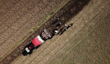 中国医薬栽培で農民の増収図る 甘粛省渭源県