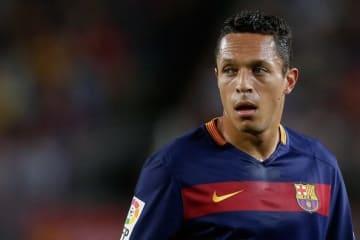 かつてバルセロナでプレイしたアドリアーノ photo/Getty Images