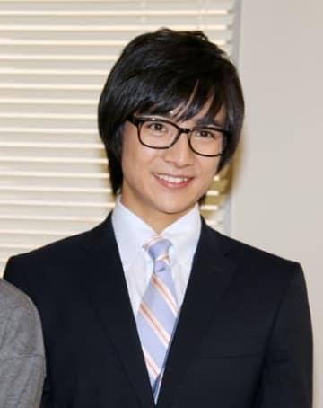 2019年1月にスタートする連続ドラマ「トクサツガガガ」の会見に出席した「BOYS AND MEN」の本田剛文さん