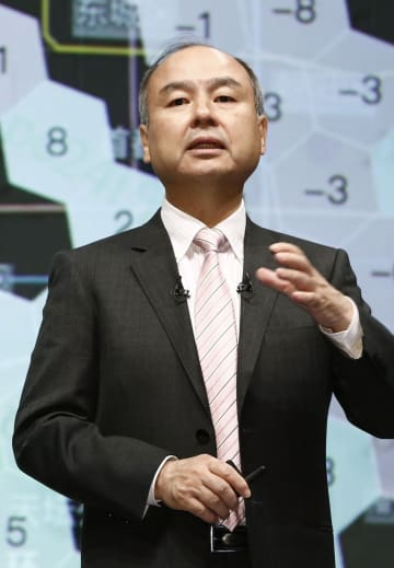 SoftBank's Son