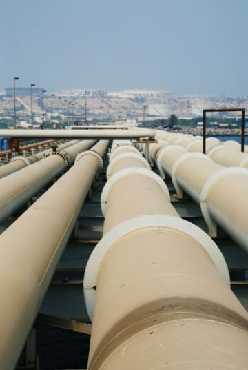 Iran pipelines
